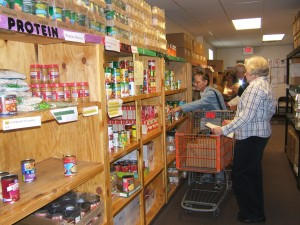 Food Pantry Shopping